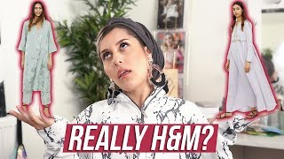 H&M's MODEST COLLECTION GOT ME FUMING! REALLY??? HAUL & TRY ON!