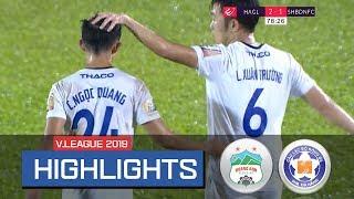 Highlights: Xuân Trường kiến tạo, Minh Vương tỏa sáng giúp HAGL lội ngược dòng SHB Đà Nẵng