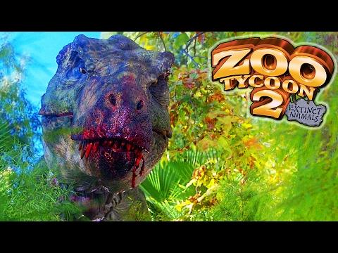 Tiranossauro rex no parque e 5 estrelas zoo tycoon 2 for Feed and grow fish free no download