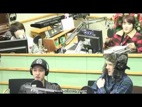 ENG SUB 140110 EXO DO Chanyeol Sehun SPEED QUIZ with ANSWERS   YouTube360p