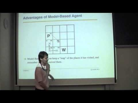 Baixar Lec 4: Agents, Artificial Intelligence - Alan Blair UNSW 2012