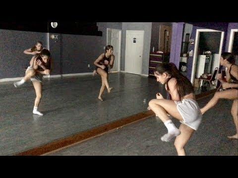 Don't let me down - contemporary dance class choreography | Martina Steflova