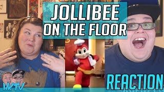 Jollibee Versace on the Floor REACTION!!