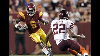 2004 Virginia Tech vs #1 USC No Huddle