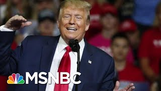 Trump's Tax Nightmare Comes True As NY D.A. Probes Fraud, Demands Taxes | MSNBC