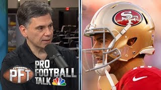 Super Bowl 2020: 49ers' Kyle Shanahan-Jimmy Garoppolo relationship | Pro Football Talk | NBC Sports
