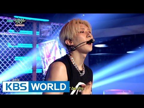 Jang HyunSeung - Ma First (Feat. GIRIBOY) | 장현승 - 니가 처음이야 [Music Bank Solo Debut / 2015.05.08]