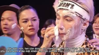 Sinh nhật hoành tráng của Sơn Tùng MTP 2017