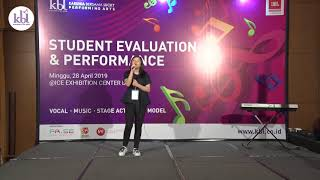 """31-R2G10 Coco Lee (KBL Sunter) - """"You Are the Reason"""" (Calum Scott COVER/MINUS ONE)"""