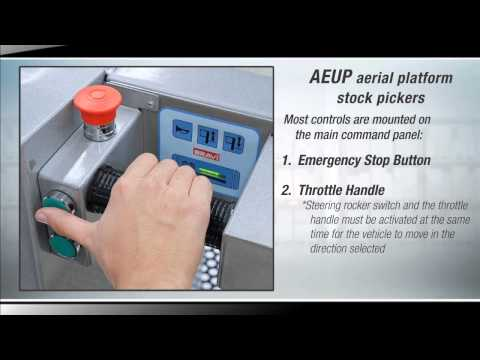AEUP Aerial Platform Stock Picker Operational Video