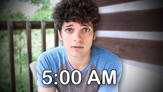 Waking up at 5AM is changing my life