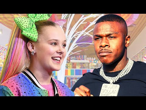 Da Baby has beef & its with Jojo Siwa? Disses her in his new song?