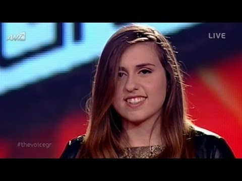 Baixar The Voice of Greece | ΑΡΕΤΗ ΚΟΣΜΙΔΟΥ - ROYALS -LORDE | 4th Live Show (S01E16)