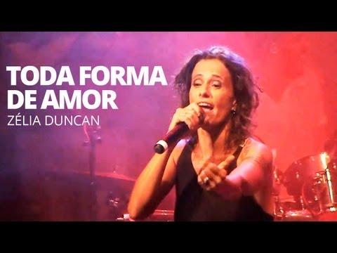 Baixar Zélia Duncan - Toda Forma De Amor (Ao Vivo) @ Rio Sem Preconceito 2013 - Pheeno TV