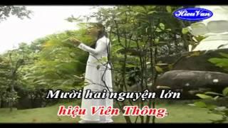 Karaoke Lay Phat Quan Am - Thuy Trang