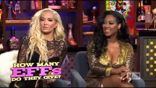 Bravo Barbies in the Clubhouse (WWHL)
