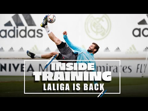 LaLiga is BACK!   Benzema & Real Madrid prepare for Éibar