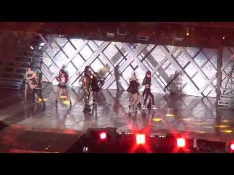 130511 Dream Concert 2013 - 소녀시대 SNSD - THE BOYS & I GOT A BOY & Ending
