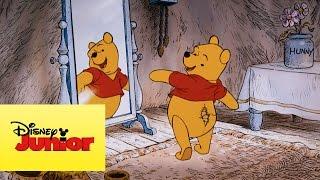 La gimnasia de Pooh | Mini aventuras de Winnie the Pooh