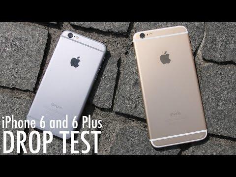 Што ќе се случи ако ви падне новиот iPhone 6?