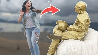 HUMAN STATUE PRANK 2019 #3 | AWESOME REACTIONS