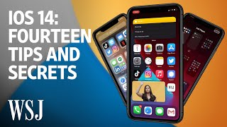 iOS 14: 14 Tips for Apple's New iPhone Operating System | WSJ