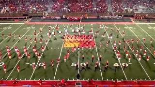 'Pitt State Marching Band - Sept. 7th, 2013 (Halftime)