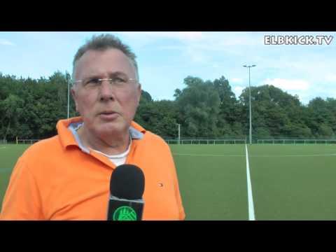 Ogulcan Okumus (SC Vorwärts-Wacker 04 Billstedt II) und Rüdiger Görtz (Sportlicher Leiter TSV Wandsetal) - Die Stimmen zum Spiel (SC Vorwärts-Wacker Billstedt II - TSV Wandsetal, Bezirksliga Ost) | ELBKICK.TV
