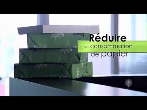 Mon Bureau Vert - Réduire sa consommation de papier