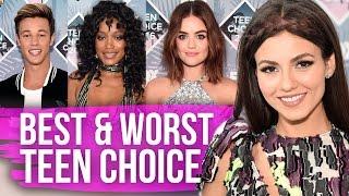 Best & Worst Dressed Teen Choice Awards 2016 (Dirty Laundry)
