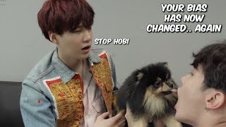 why suga is your bias
