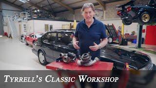 Saab 900 Turbo 16 S | Tyrrell's Classic Workshop