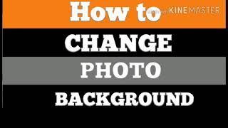 how-to-change-photo-background-in PICS ART