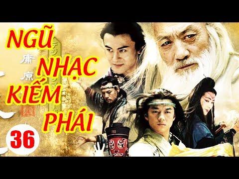 Ngũ Nhạc Kiếm Phái - Tập 36 | Phim Kiếm Hiệp Trung Quốc Hay Nhất - Phim Bộ Thuyết Minh