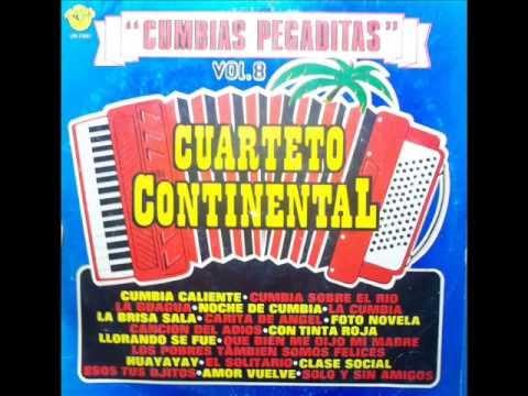 Cuarteto Continental IV - Con Calidad de Audio