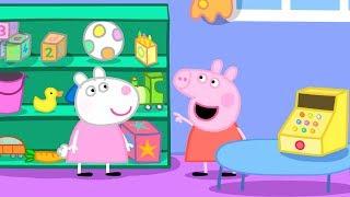 Peppa Pig Français   Compilation d'épisodes   45 Minutes - 4K!   Dessin Animé Pour Enfant #PPFR2018