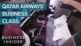 Inside Qatar Airways' New Luxury Business Class Suites