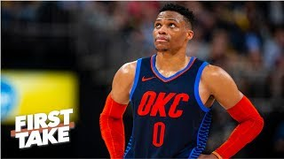 Russell Westbrook must learn how to 'harness that passion' - Damon Jones | First Take