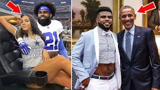 Top 10 Things You Didn't Know About Ezekiel Elliott! (NFL) - PART 2