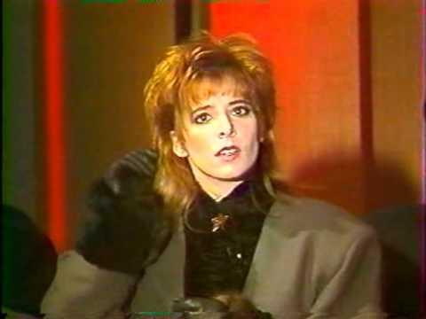 Mylène Farmer Tristana C'est encore mieux l'après-midi Antenne 2 19 février 1987