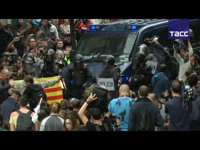 Как проходил референдум в Каталонии