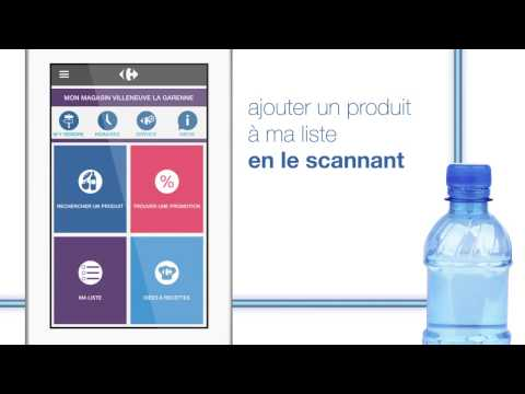 C-Où application Carrefour