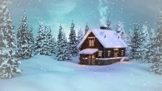 O Holy Night on Music Box - Christmas Lullaby for Sleep