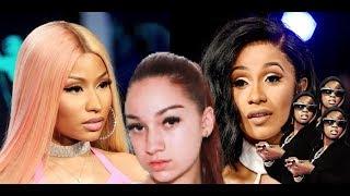 Nicki Minaj DISSED by Bhad Bhabie over Billboard Nom With Cardi B, Remy Ma Snubbed by Billboard?