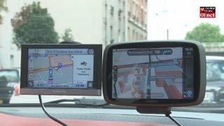 Duel GPS : Garmin Nüvi 2597LMT vs TomTom GO600 (12/07)
