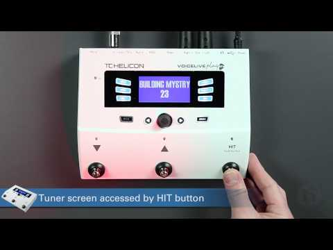 TC Helicon VoiceLive Play GTX Vocal & Guitar Effect Processor