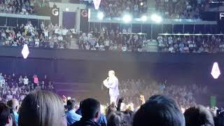 Michael Buble Everything SSE Hydro 23/5/19