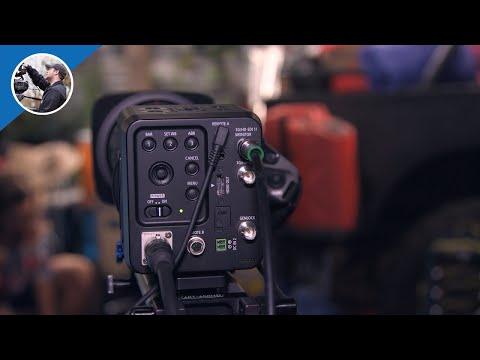 NAB 2016:  Canon ME200-SH Super 35 Camera (Shot in 4K)