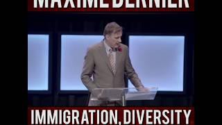 Maxime Bernier - Immigration, Diversity and Multiculturalism