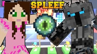 Minecraft: EXTREME SPLEEF! (SPLEEF MOBS, ARROW ATTACKS, CREEPER EXPLOSIONS, & MORE!) Mini-Game